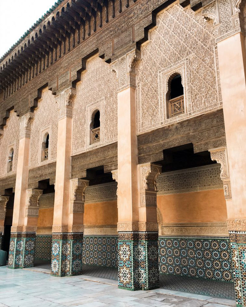 Ben Youssef from the inside
