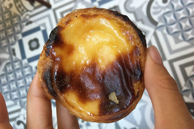 Pastel de Nata - the best one to visit in Lisbon