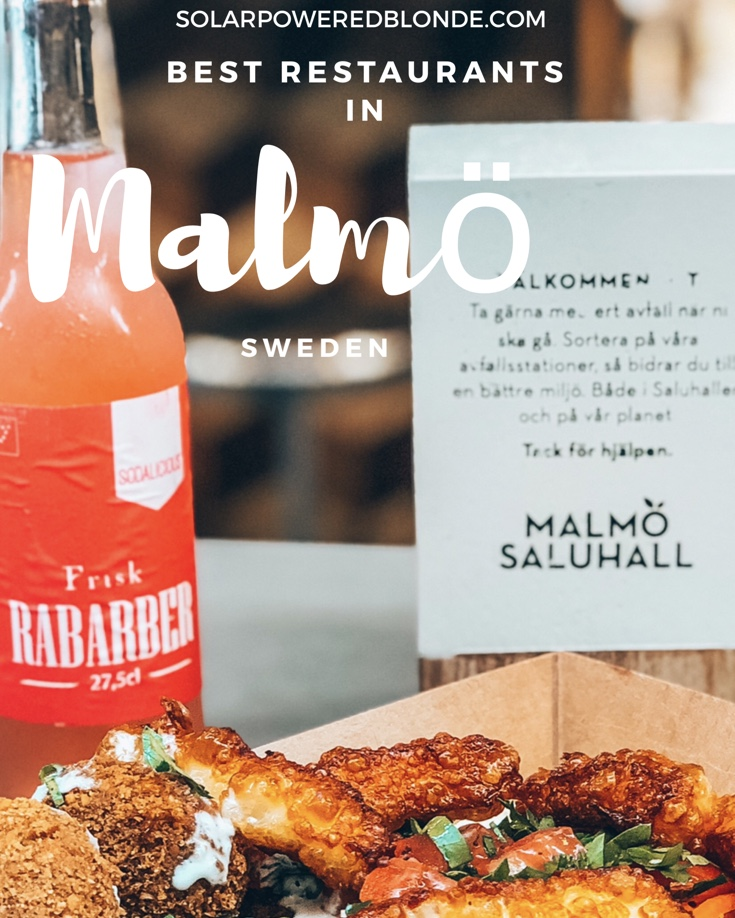 Best places to eat in Malmö
