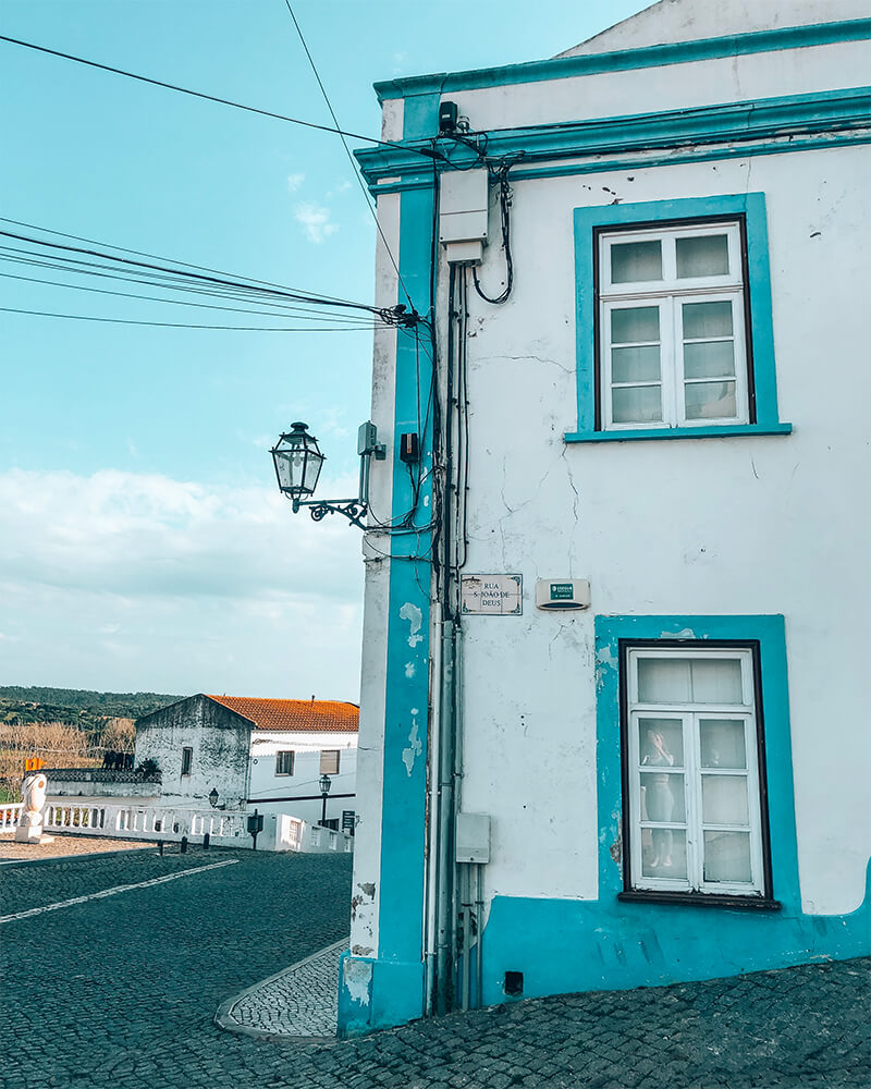 A town in the Algarve - best 7 day Portugal itinerary