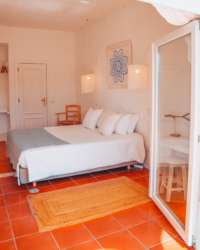 A room in Utopia Guesthouse in Aljezur