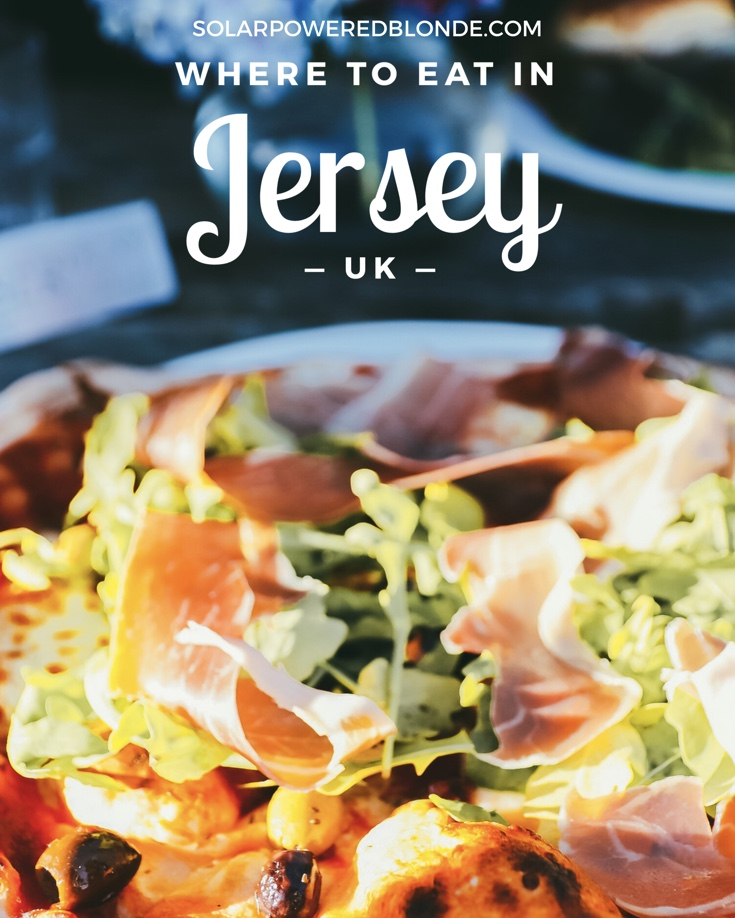 Where to eat in Jersey, UK!