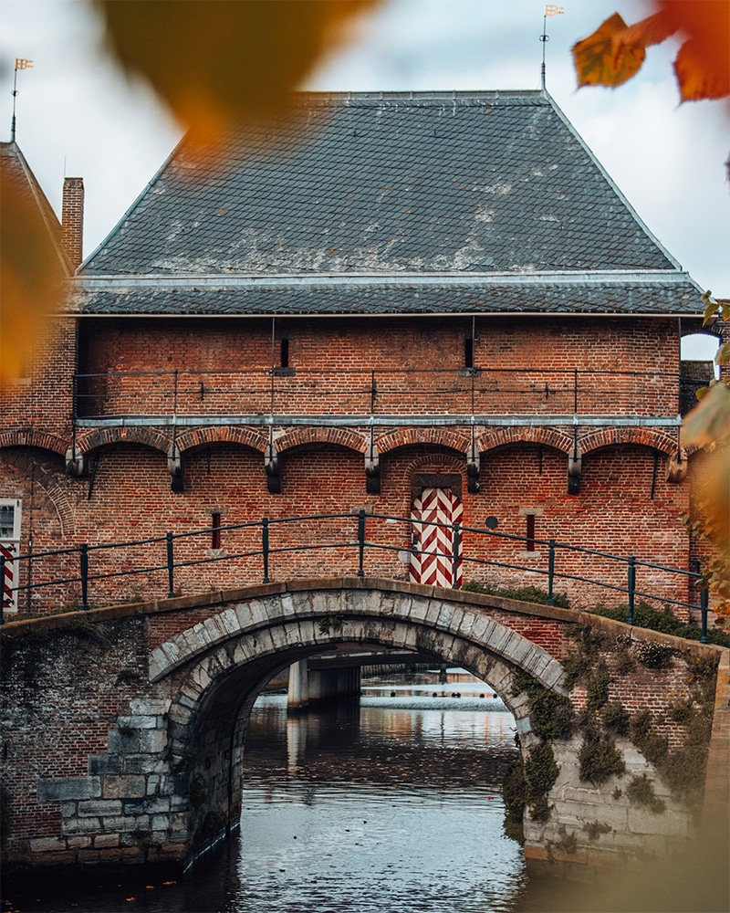 Best cities to visit in the Netherlands - Amersfoort gates