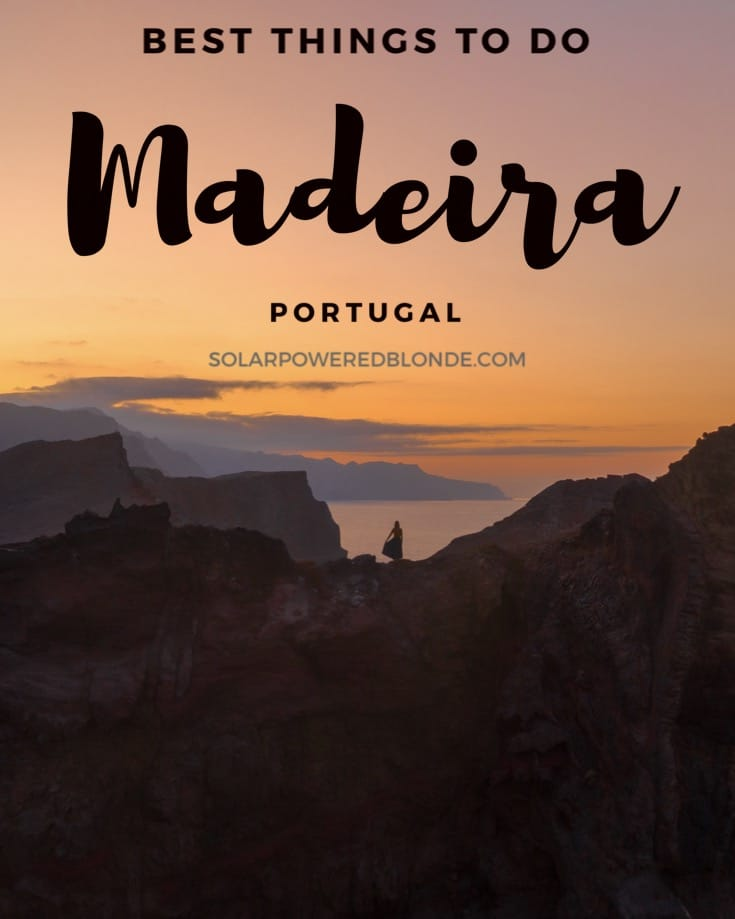 Best things to do in Madeira, Portugal