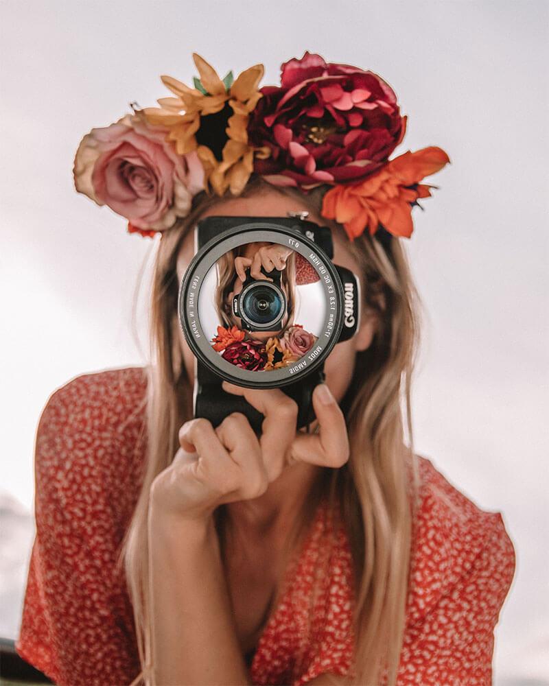Mirror Selfie photo!