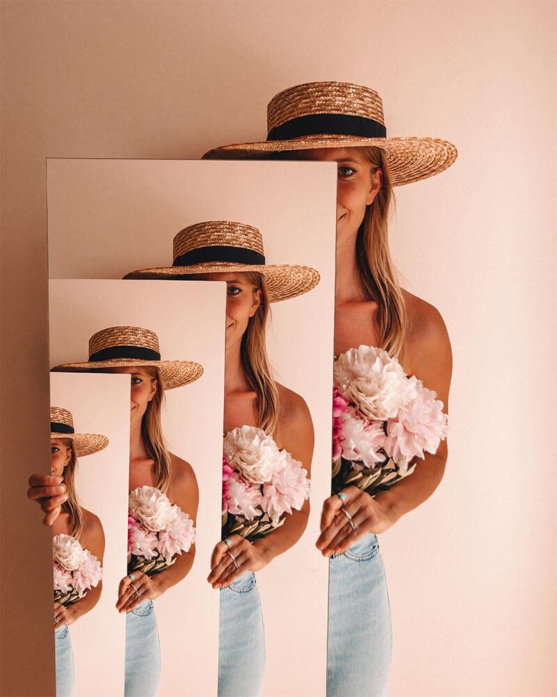 Mirror Photography illusion photo