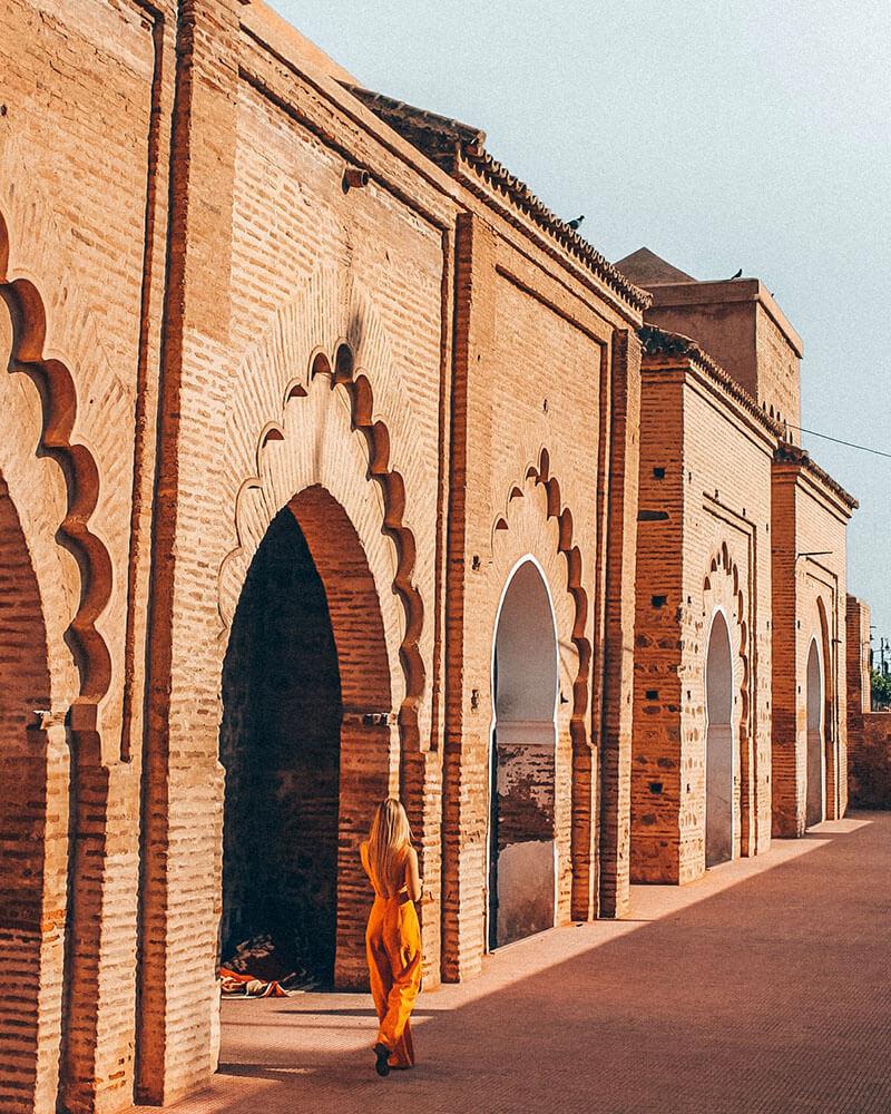Solarpoweredblonde in Marrakesh