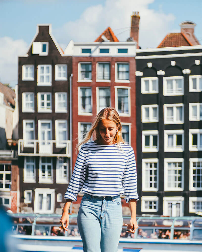 Solarpoweredblonde in Amsterdam - travel photography tips and ideas