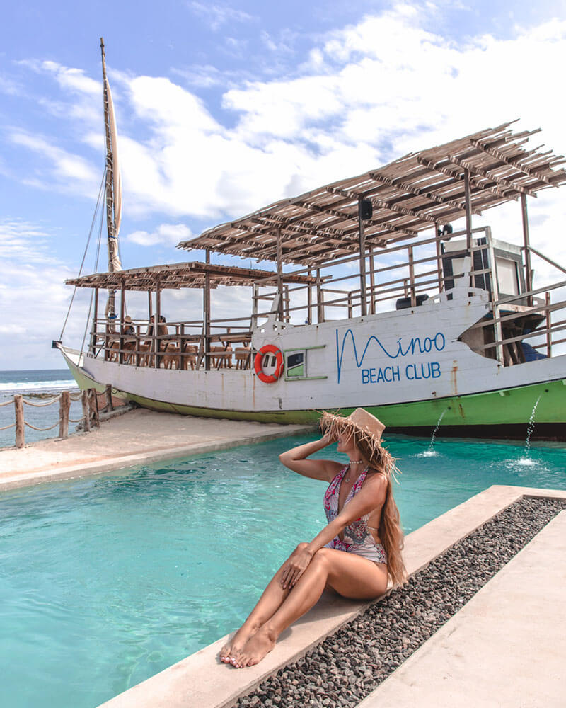 Minoo Beach Club Bali